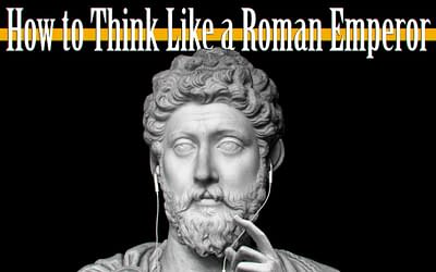 How to Think Like a Roman Emperor Book Summary