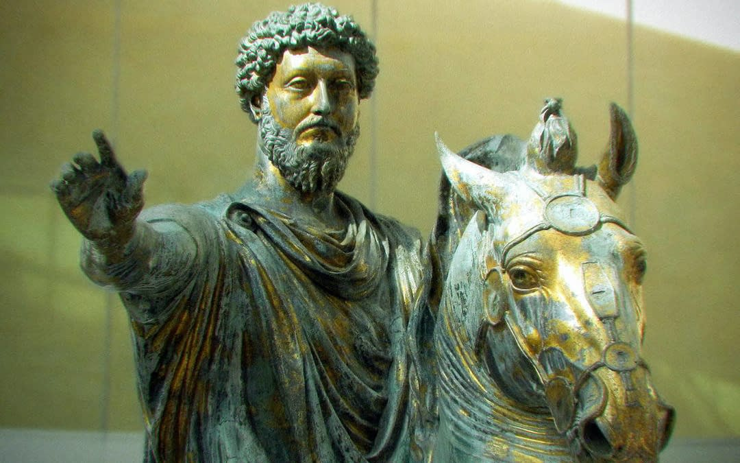 Best Quotes From How to Think Like a Roman Emperor